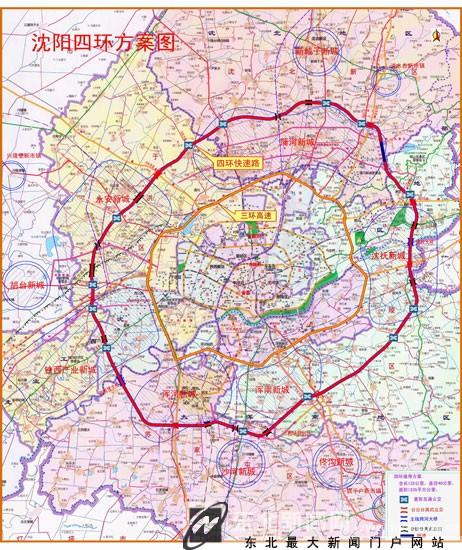 09亿元,是沈阳市推进大沈阳经济区和新城,新市镇建设,加速城市空间