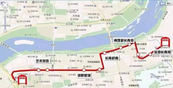 沈阳房产:V105路、V106路微循环公交运营 利好浑南